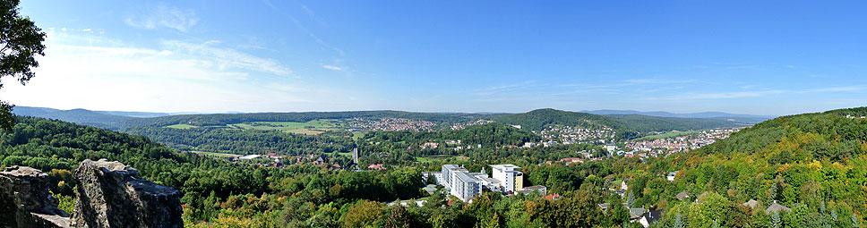 Bad Kissingen - Deutschlands bekannteste Kurstadt