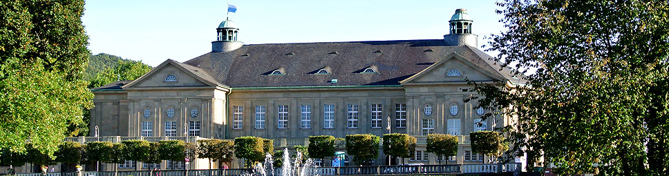 Konzertsaal Regentenbau Bad Kissingen