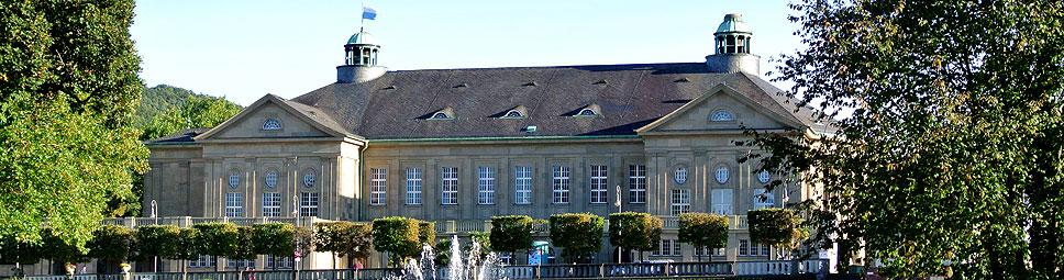 Konzertsaal Regentenbau Bad Kissingen