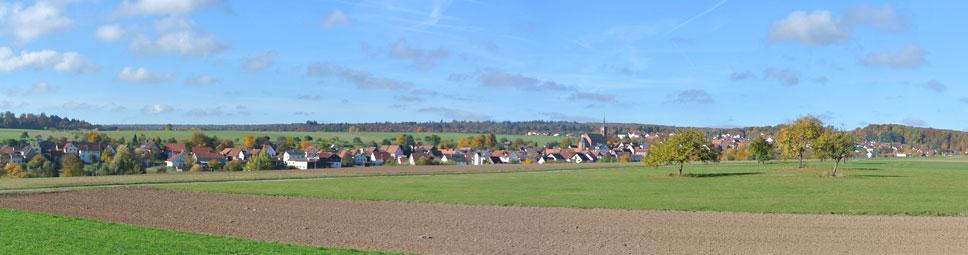 Bischbrunn bei Marktheidenfeld