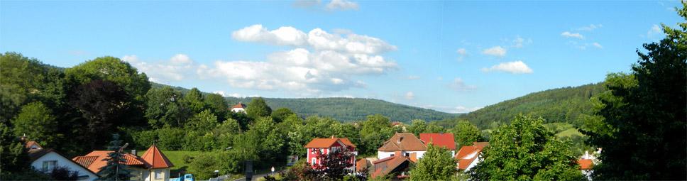 Lohnendes Ausflugsziel Bad Brückenau
