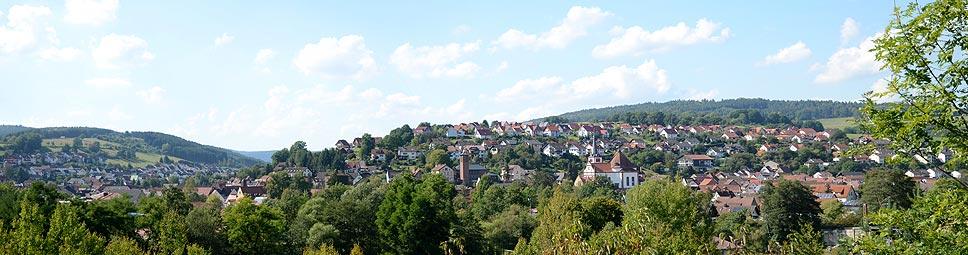 Burgsinn - Kleinzentrum im Sinntal