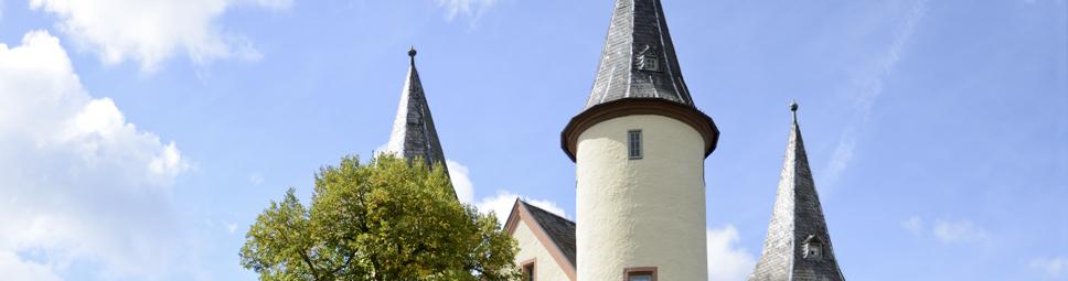 Kurmainzer Schloss in Lohr am Main