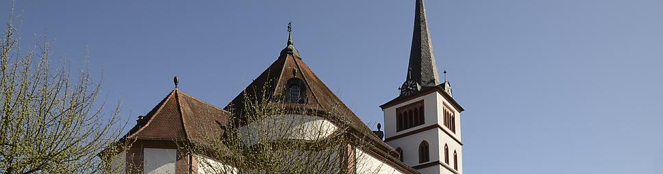 Katholische Kirche St. Michael in Burgsinn