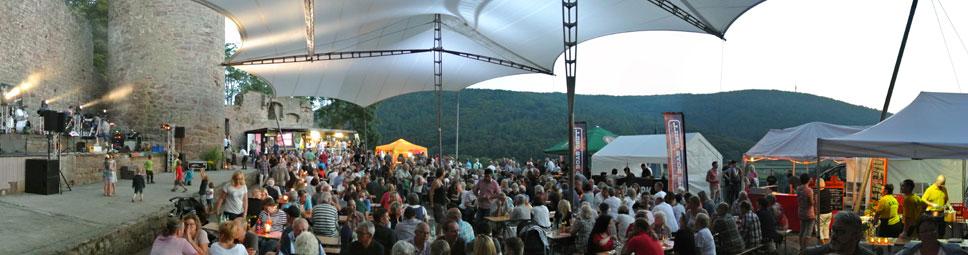 Feste feiern in Franken