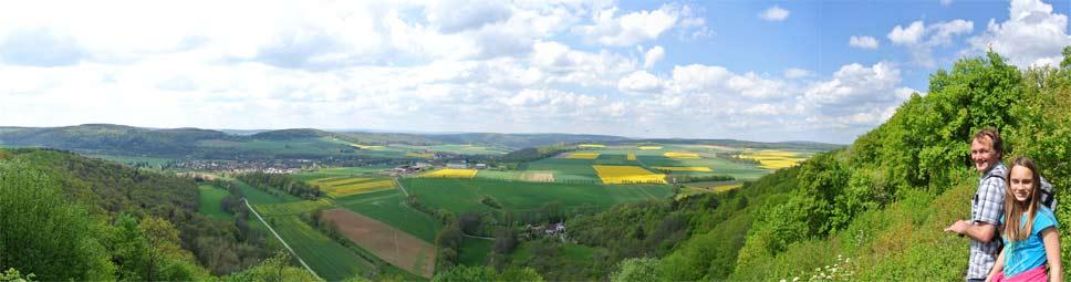 Gössenheim im schönen Werntal