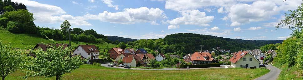 Heigenbrücken - vom Spessartwald umgeben