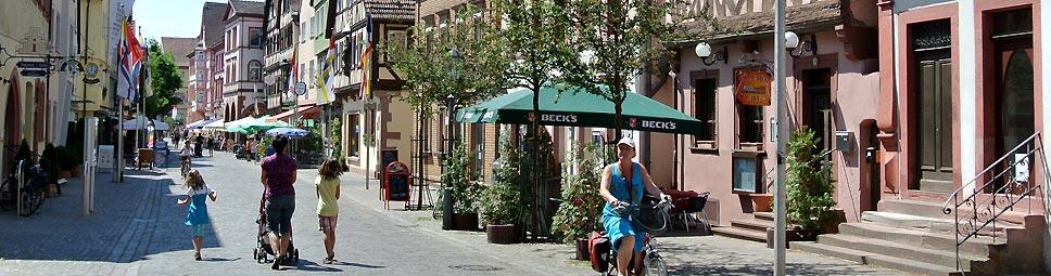 Innenstadt von Karlstadt