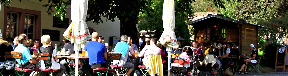 Gastlichkeit und Geselligkeit in Franken