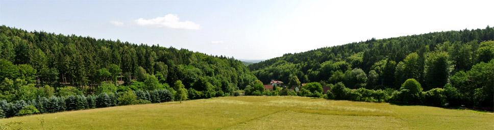 Tief im Spessart liegt Neuhof
