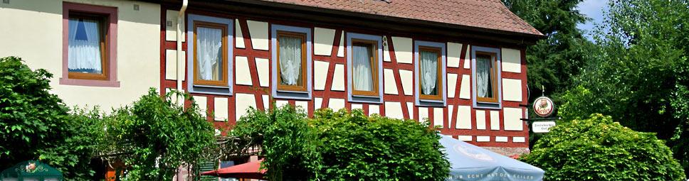 Gastfreundlichkeit in Franken