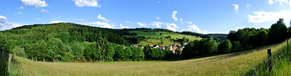 Ein gutes Stück Natur bei Rengersbrunn