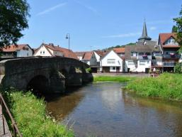 Altengronau zwischen Spessart und Rhön