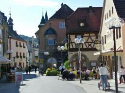 Flanieren und Einkaufen in Bad Kissingen