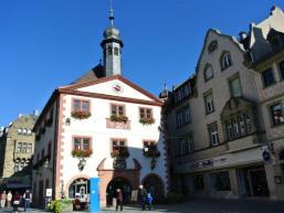 Altes Rathaus in Bad Kissingen