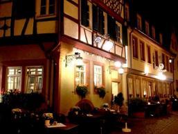 Brauereigaststätte in Aschaffenburg