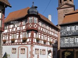 Ortkern von Rieneck