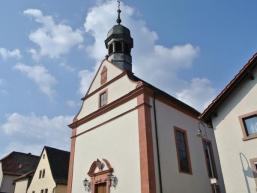 Ortsmittelpunkt Schaippach