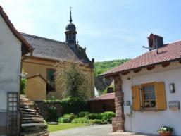 Dorfkirchlein in Michelau
