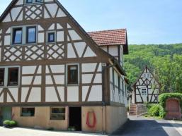Fachwerkhof in Michelau