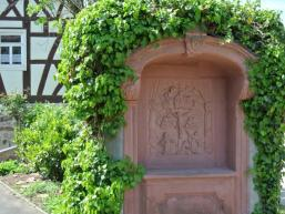 Bildstock in Michelau