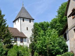 St. Johannes-Kirche Weickersgrüben im Saaletal