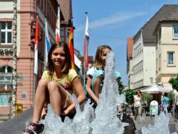 Sommer in der Stadt