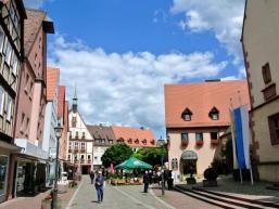 Einkaufsstraße Obertorstraße