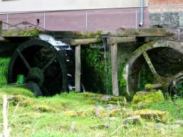 Die Heckmühle im gleichnamigen Ort