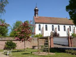 Klosterkirche in Schönau