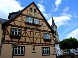 Heigenbrücken Dorfplatz