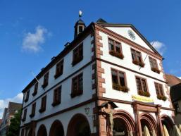 Ein Wahrzeichen der Stadt Lohr