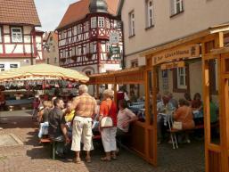 Geselliges Leben in Rieneck
