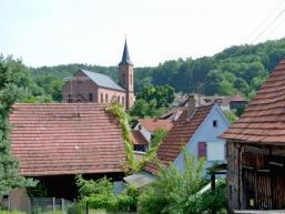 Dorfromantik im Spessart