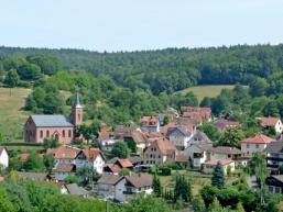 Ein kleines Dorf zum Urlaub machen