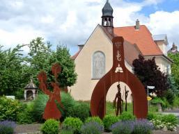 Erkennungsmerkmal für die Weinstadt Hammelburg