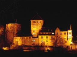 Nacht auf Burg Rieneck