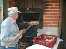 Leckereien aus dem Spessart Holzbackofen