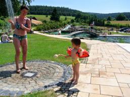 Naturbad Altengronau im Sinntal