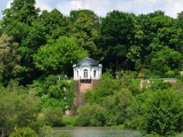 Schlossgarten am Main
