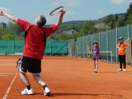 Tennis im Sinngrund