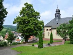 Dorfkirche von Aura