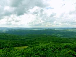 360° Rundumsicht in Spessart und Rhön