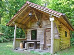 Schneckenweghütte von Rieneck