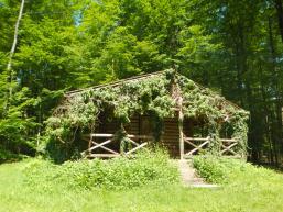 Schutzhütte am Birnbaum