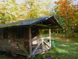 Schutzhütte am Langen Markstein