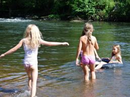 Sommerfreuden am Wasser erleben