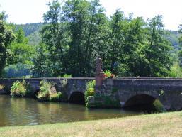 Sinnbrücke in Schaippach