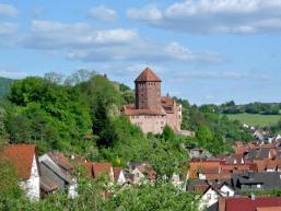 Rieneck mit Burg