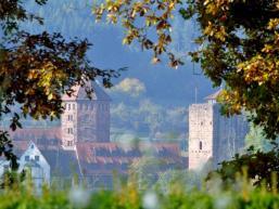 Ein Abstecher zur Burg lohnt